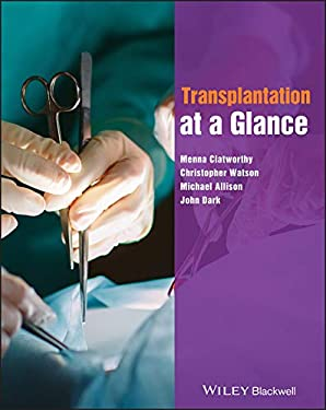 Transplantation at a Glance 9780470658420