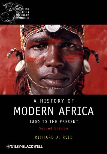 A History of Modern Africa: 1800 to the Present 9780470658987