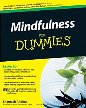Mindfulness for Dummies [With CDROM] 9780470660867
