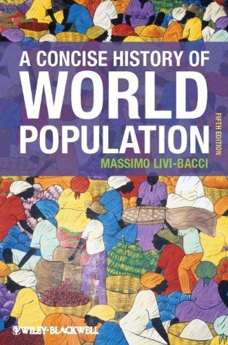 A Concise History of World Population 9780470673201