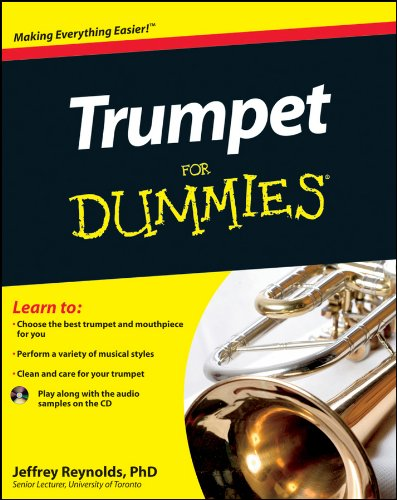 Trumpet for Dummies 9780470679371