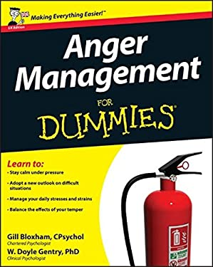 Anger Management for Dummies 9780470682166