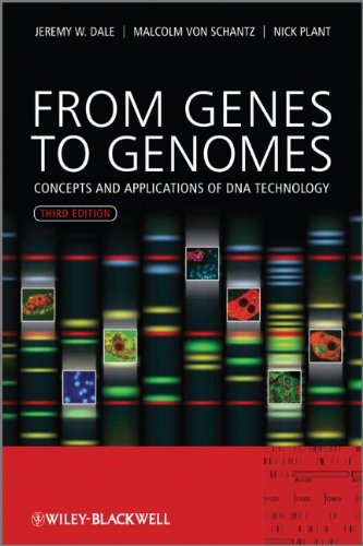 From Genes to Genomes: Concepts and Applications of DNA Technology 9780470683859
