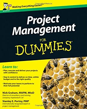 Project Management for Dummies 9780470711194