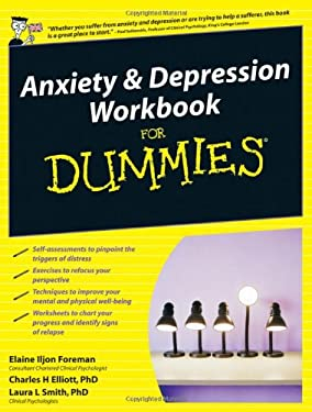 Anxiety & Depression Workbook for Dummies 9780470742006