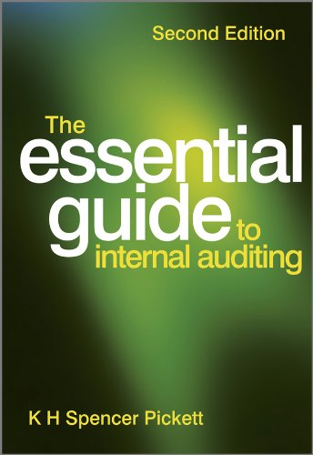 The Essential Guide to Internal Auditing 9780470746936