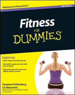 Fitness for Dummies - Schlosberg, Suzanne / Neporent, Liz