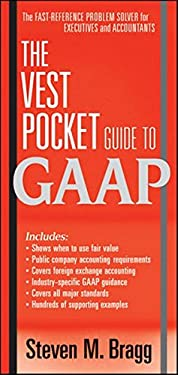 The Vest Pocket Guide to GAAP 9780470767825