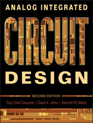 Analog Integrated Circuit Design 9780470770108