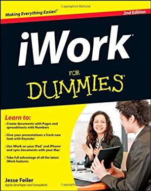 iWork for Dummies 9780470770207