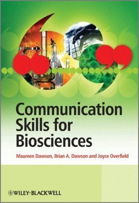 Communication Skills for Biosciences 9780470863930