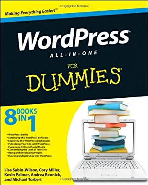 WordPress All-In-One for Dummies 9780470877012