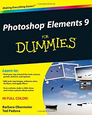 Photoshop Elements 9 for Dummies 9780470878729
