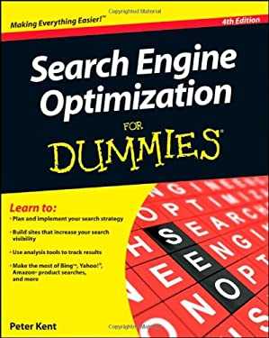 Search Engine Optimization for Dummies 9780470881040