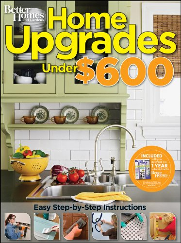 Home Upgrades Under $600 9780470887189