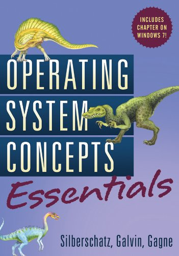 Operating System Concepts Essentials 9780470889206