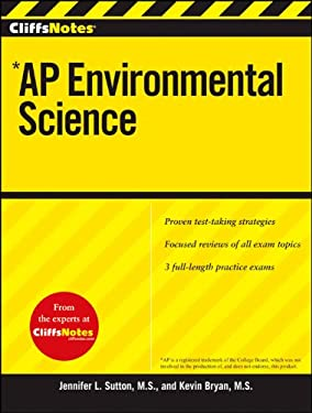 CliffsNotes AP Environmental Science 9780470889756