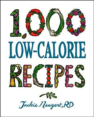 1,000 Low-Calorie Recipes 9780470902578
