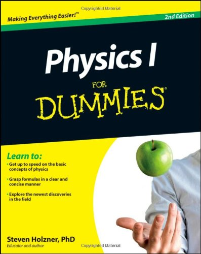 Physics I for Dummies 9780470903247