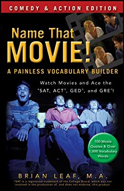 Name That Movie!: Comedy & Action Edition: A Painless Vocabulary Builder 9780470903254