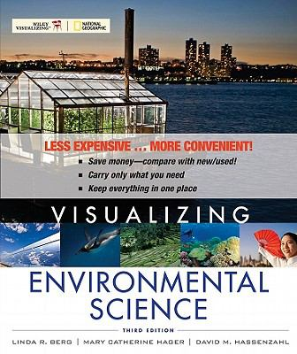 Visualizing Environmental Science, Binder Version 9780470917442