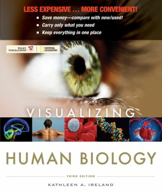 Visualizing Human Biology, Binder Version 9780470917497