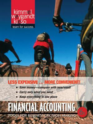 Financial Accounting, Binder-Ready Version: Tools for Business Decision Making 9780470917558