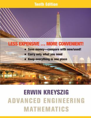 Advanced Engineering Mathematics, Binder Version 9780470917671