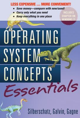 Operating System Concepts Essentials, First Edition Binder Ready Version 9780470917732