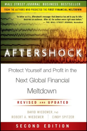 Aftershock: Protect Yourself and Profit in the Next Global Financial Meltdown 9780470918142