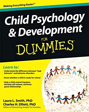 Child Psychology and Development for Dummies 9780470918852