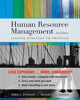 Human Resource Management, Binder Ready Version: Linking Strategy to Practice 9780470926604