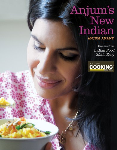 Anjum's New Indian 9780470928127