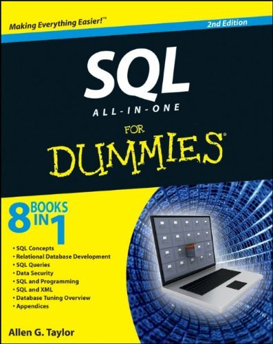 SQL All-In-One for Dummies 9780470929964
