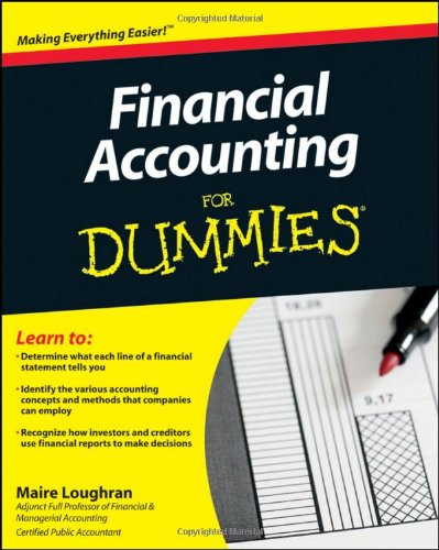 Financial Accounting for Dummies 9780470930656