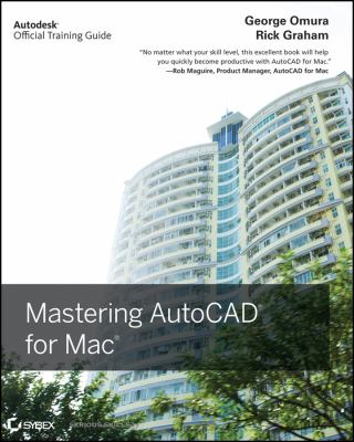 Mastering AutoCAD for Mac 9780470932346