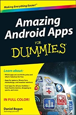 Amazing Android Apps for Dummies 9780470936290