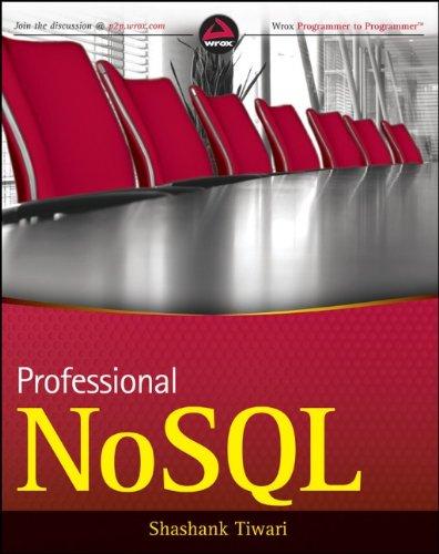 Professional NoSQL 9780470942246