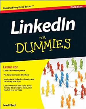 Linkedin for Dummies 9780470948545