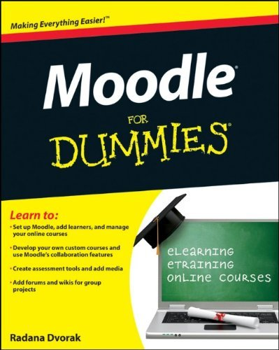 Moodle for Dummies 9780470949429