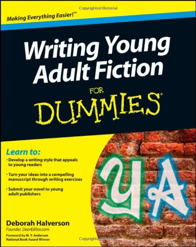 Writing Young Adult Fiction for Dummies 9780470949542