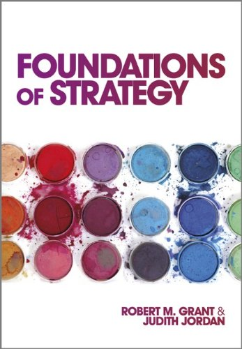 Foundations of Strategy 9780470971277