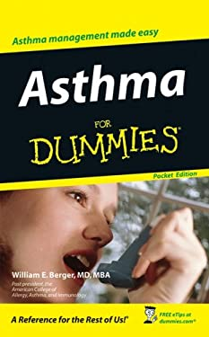 Asthma for Dummies: Pocket 9780471792338