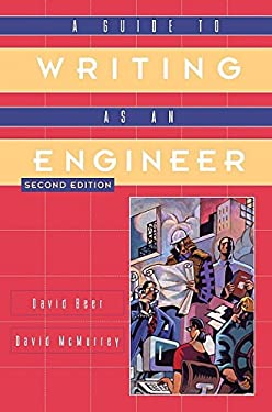 A Guide to Writing as an Engineer 9780471430742