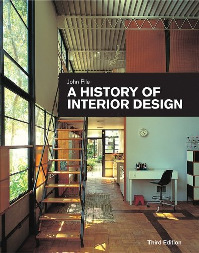 A History of Interior Design [With CDROM] 9780470228883
