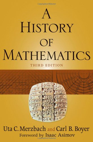 A History of Mathematics 9780470525487
