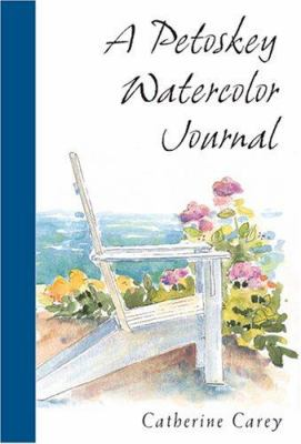 A Petoskey Watercolor Journal 9780472115099