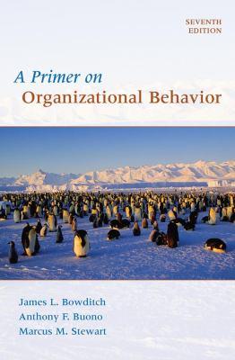 A Primer on Organizational Behavior 9780470086957