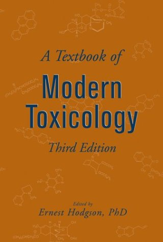 A Textbook of Modern Toxicology 9780471265085