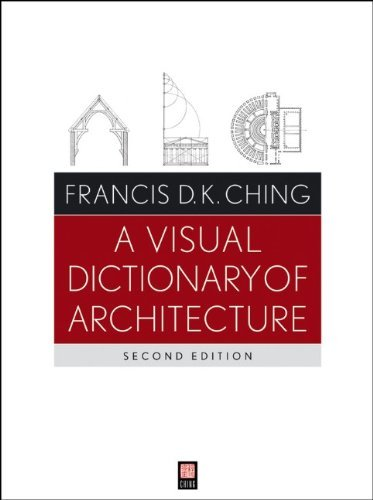 A Visual Dictionary of Architecture 9780470648858